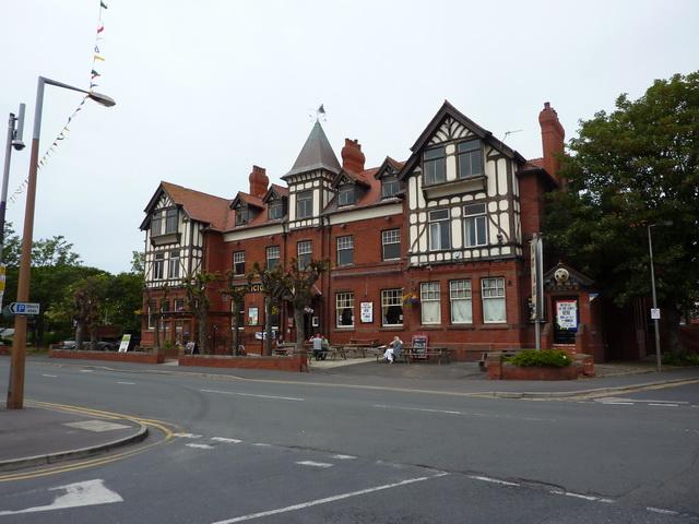 Victoria Hotel, Church Road, St Annes-on-Sea