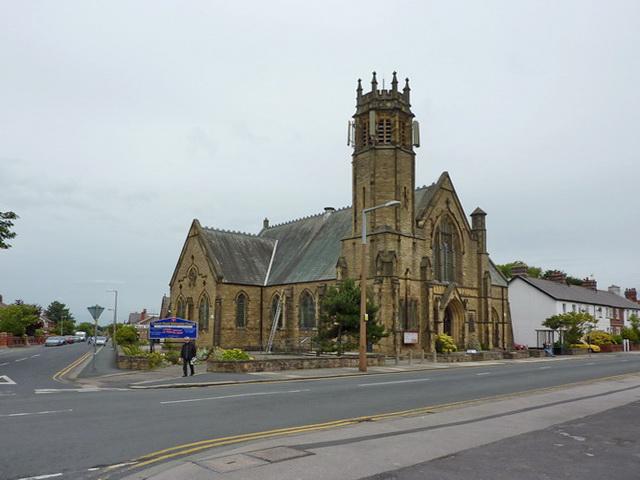 Church Road Methodist Church, St Annes-on-Sea