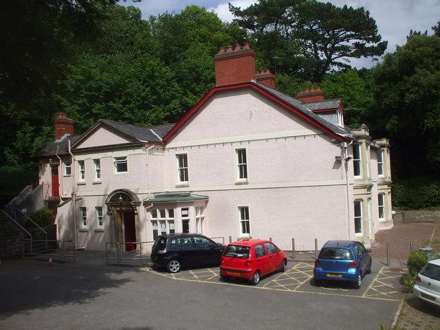 The Kymin, Penarth