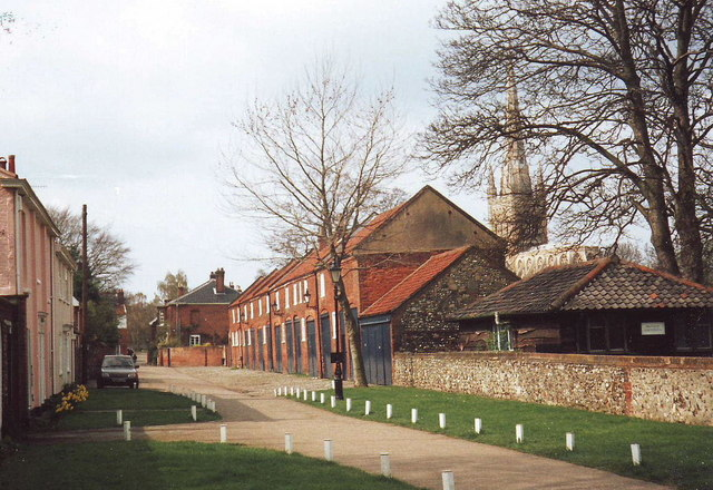 Ferry Lane, Norwich