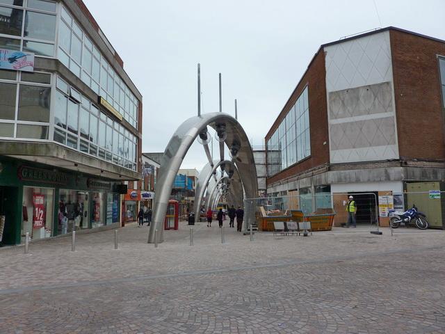 Birley Street, Blackpool