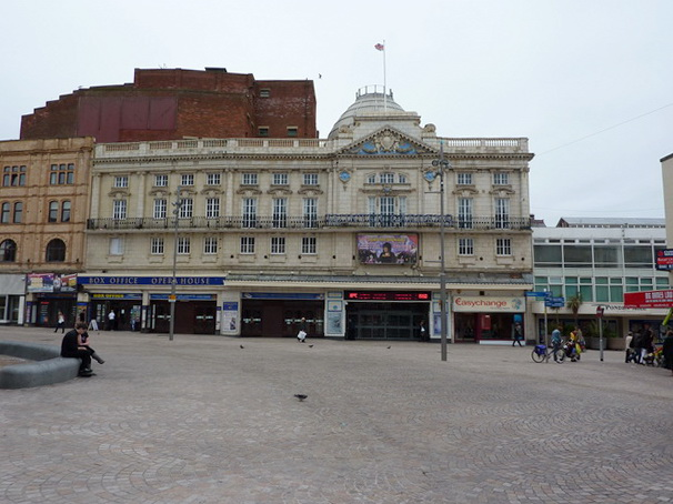 The Opera House, Church Street, Blackpool