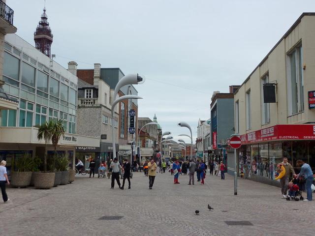 Church Street, Blackpool