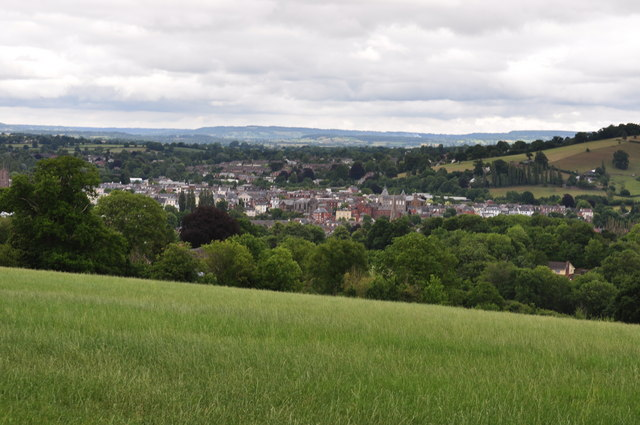 Tiverton : Town View