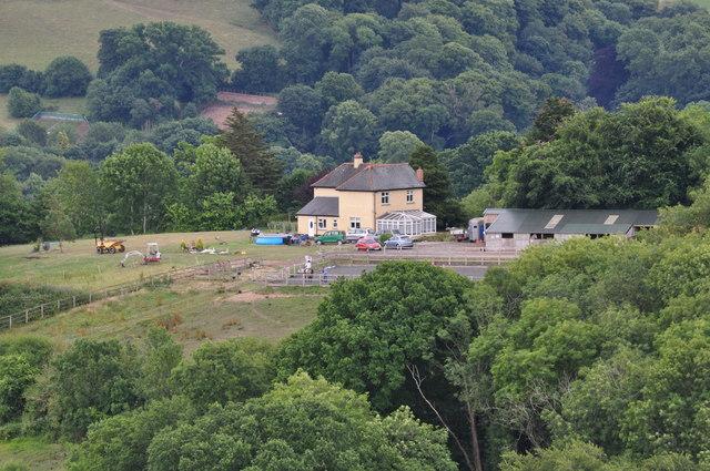Mid Devon : Ashley Park Farm Riding Centre