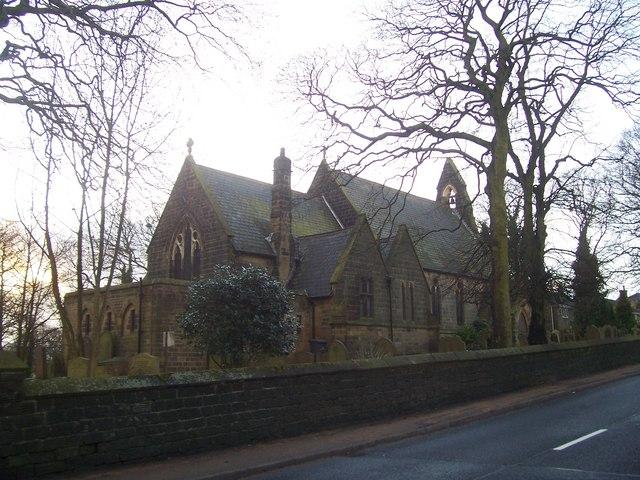 Holy Trinity Church at Thurgoland