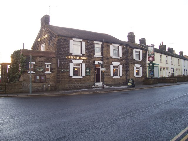 The Green Dragon at Thurgoland