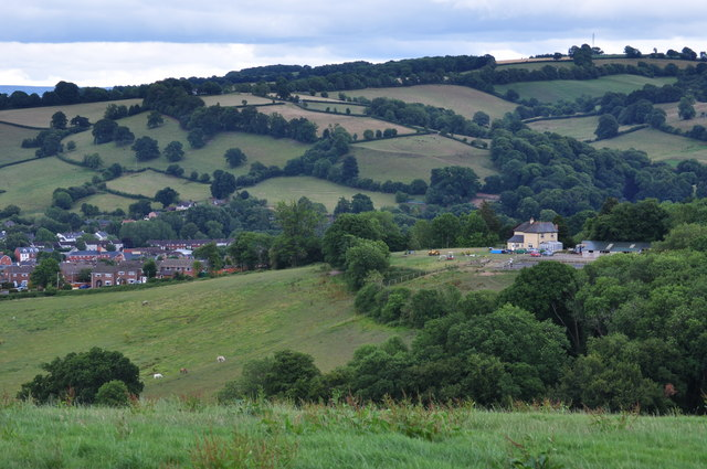 Mid Devon : Exe Valley