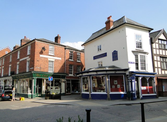 Meeting of the ways, Leominster