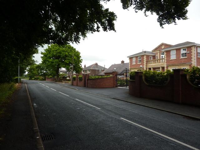 Cuerden Lane, Walton-le-Dale