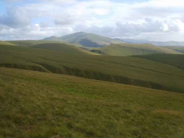 Descending Brae Fell