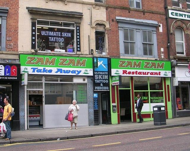 Zam Zam Takeaway & Restaurant - New Briggate