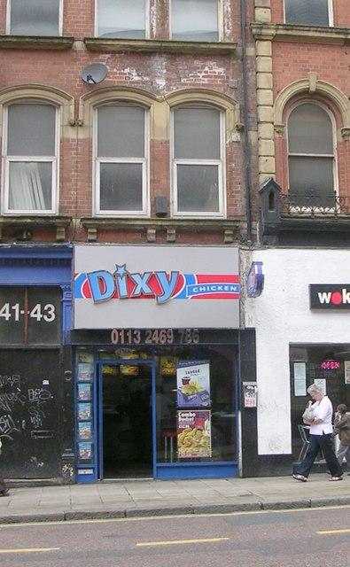 Dixy Chicken - New Briggate