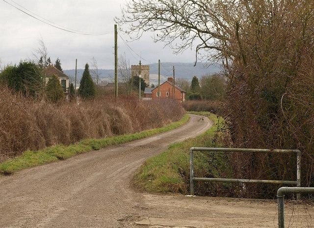 Stank Lane, Hardwicke