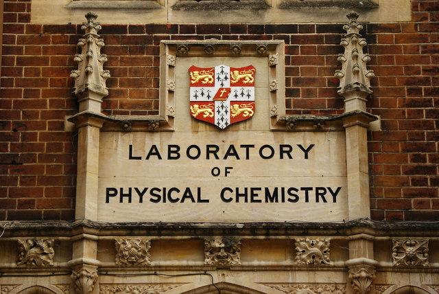 Laboratory of Physical Chemistry, Cambridge