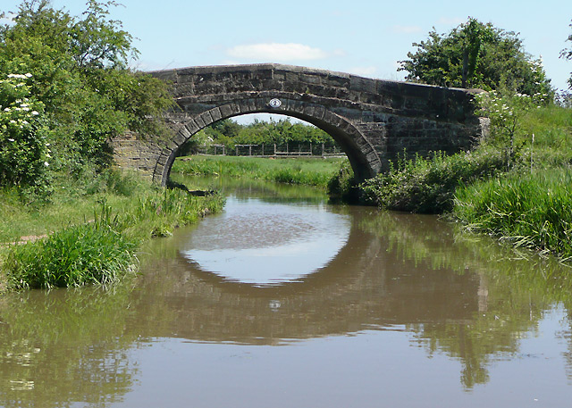 Quarry Bridge near Marston Jabbett, Warwickshire