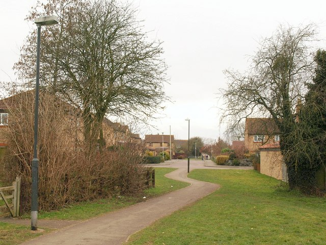 Path, Quedgeley