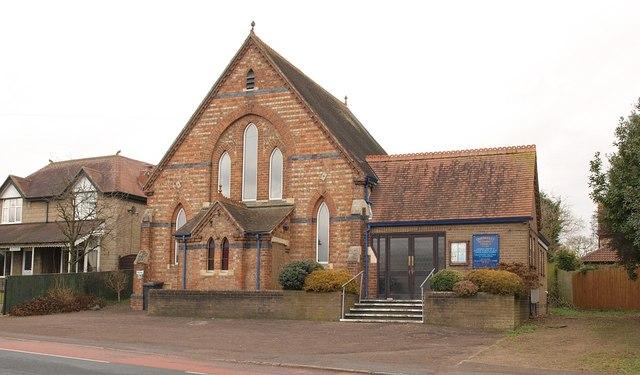Quedgeley Methodist Church