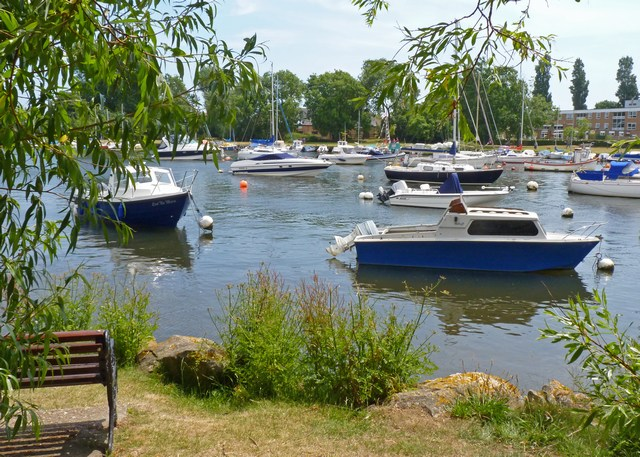 The Stour at Christchurch