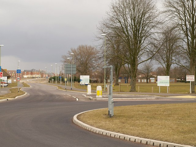 Roundabout, Quedgeley