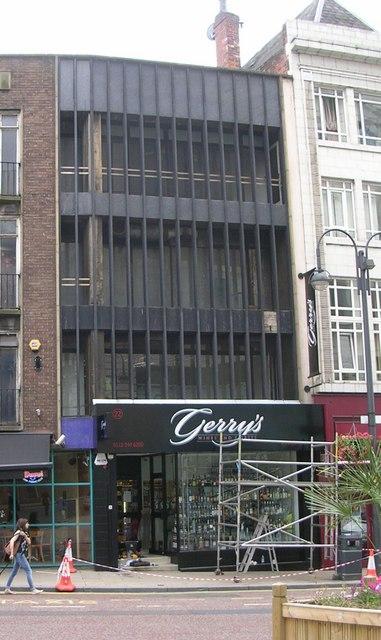 Gerry's Wines & Spirits - New Briggate