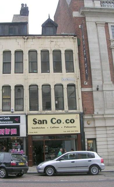 San Co. co - New Briggate