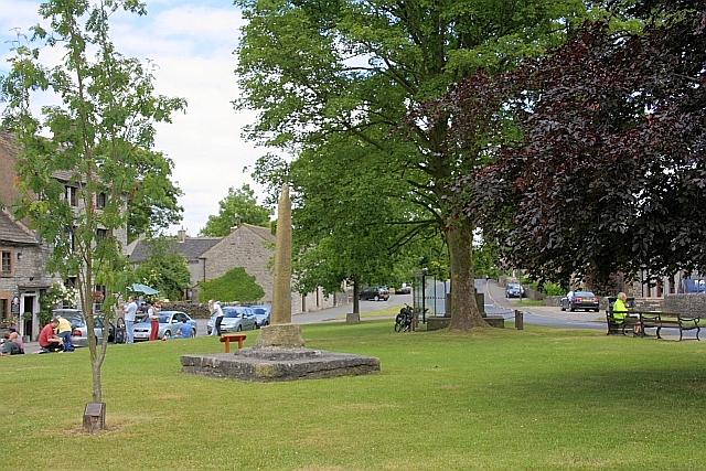 Village Green and Cross, Monyash