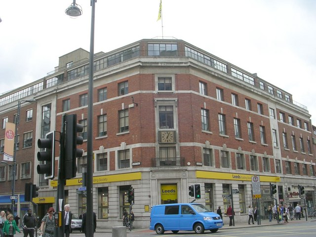 Leeds Building Society - The Headrow