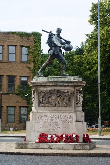 War Memorial, Cambridge