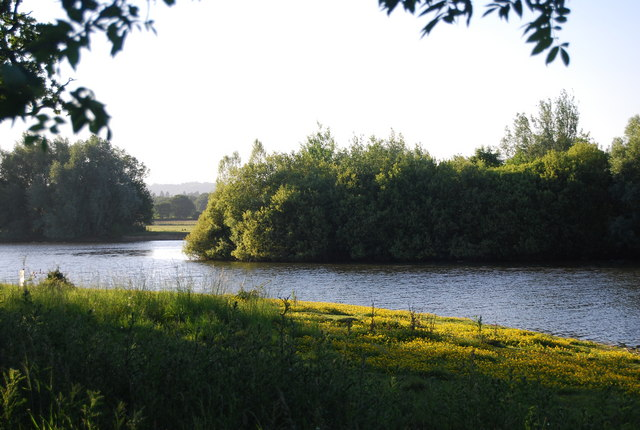 An old gravel pit