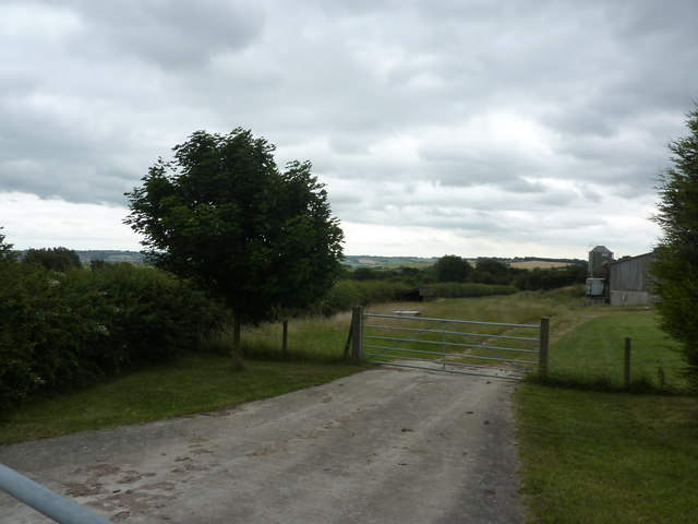Countryside by The Croft, Bolehill