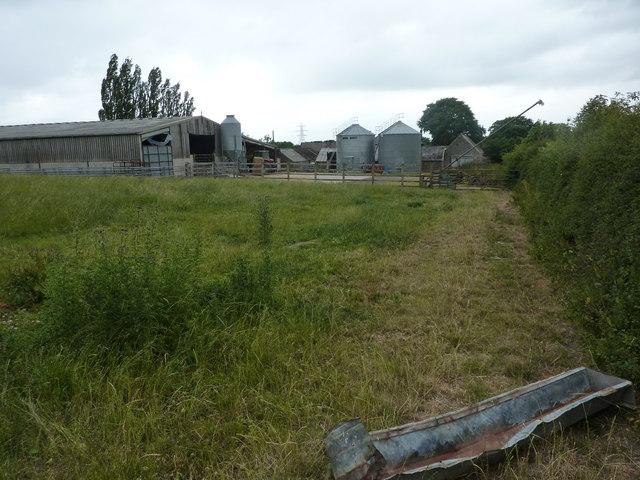 Lodge Farm, near Calow