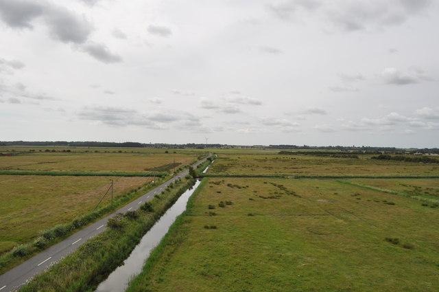 View from Horsey Windpump