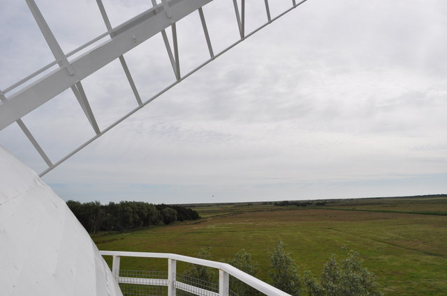 View to the North Sea