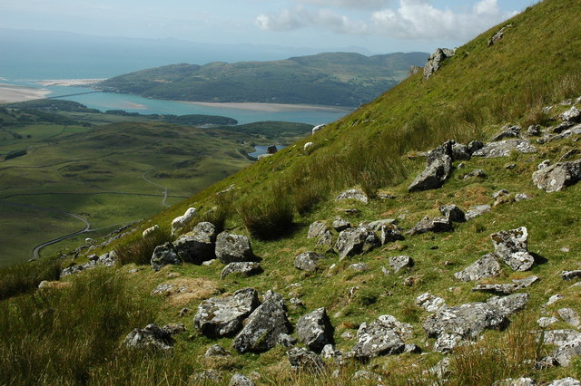View to the Mawddach  Estuary