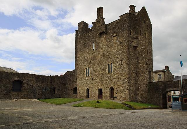 castles of munster  roscrea  tipperary  u00a9 mike searle cc