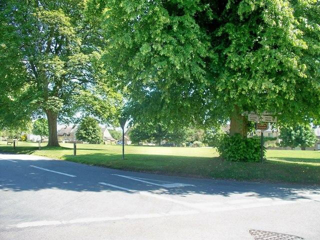 The Green, Kingham
