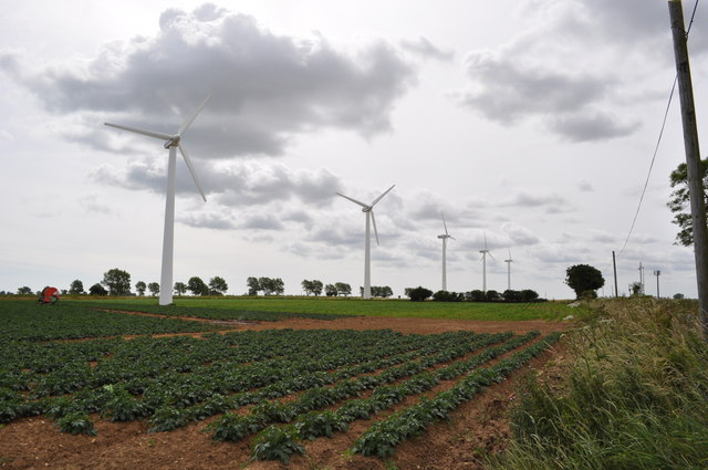East Somerton Windfarm