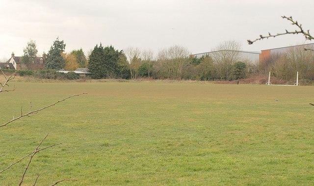 Playing field, Naas Lane