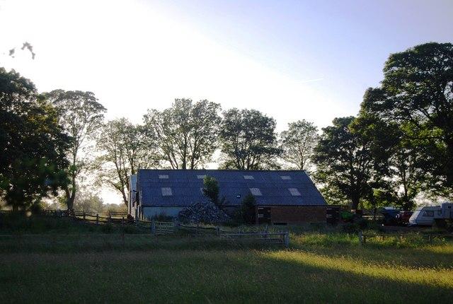 Barn, Sevton Farm, Powder Mills