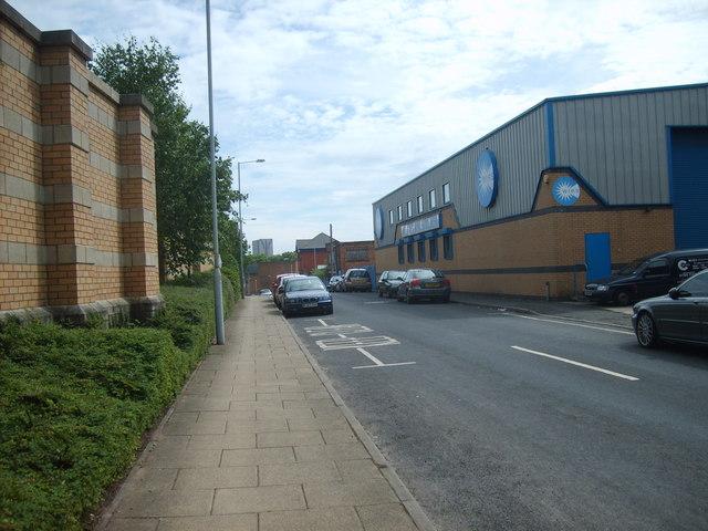 Thomas Street View