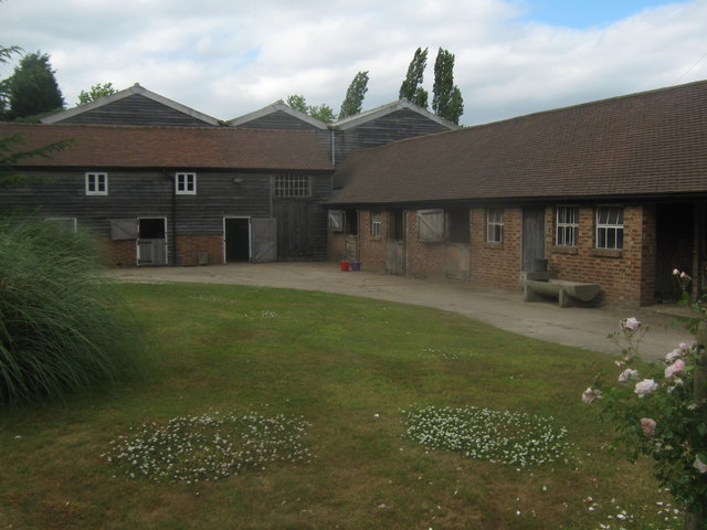 Stables of Crippenden Manor