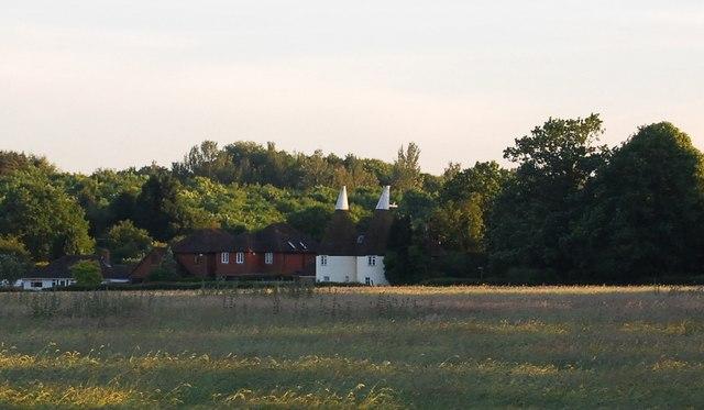 Powder Mills Oast house
