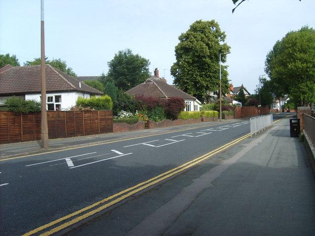 Prouds Lane View
