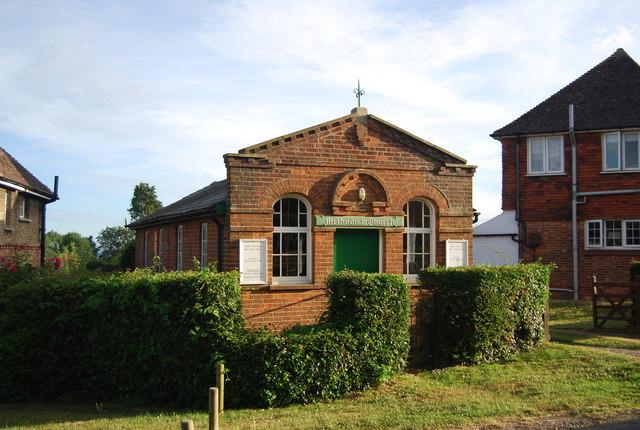 Methodist Church, Weald