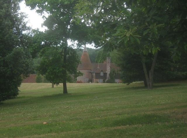 Leighton Manor Oast House