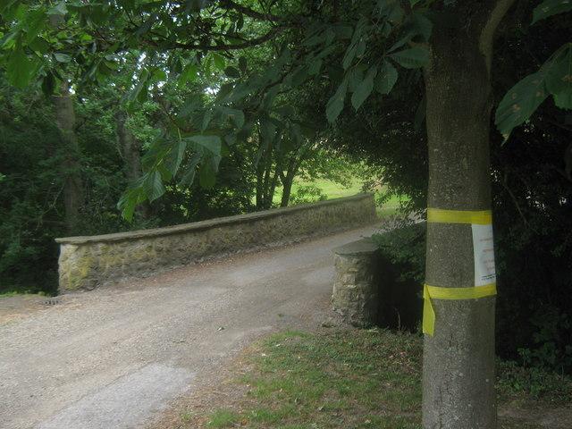 Bridge to Leighton Manor