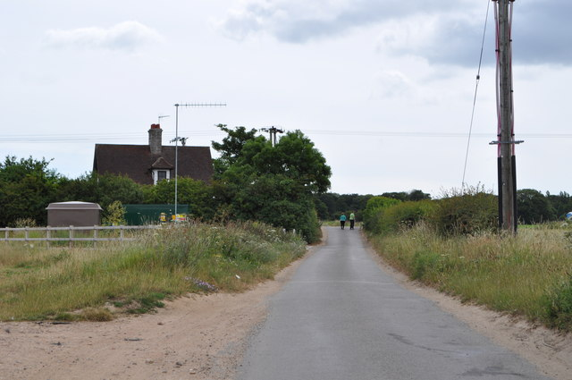 Old Level Crossing