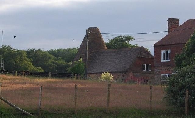 New House Farm Oast house