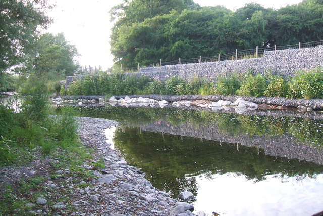 Old Swimming Hole on the Elwy